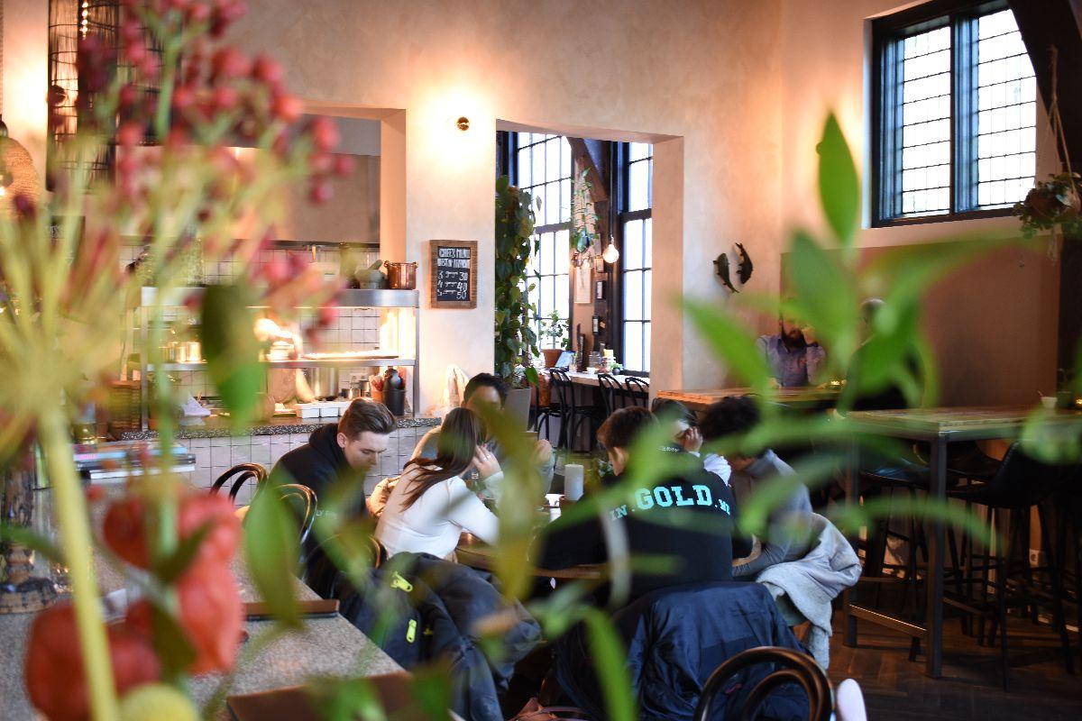 Restaurant Frenchie Haarlem