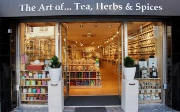 The Art of Tea Herbs & Spices
