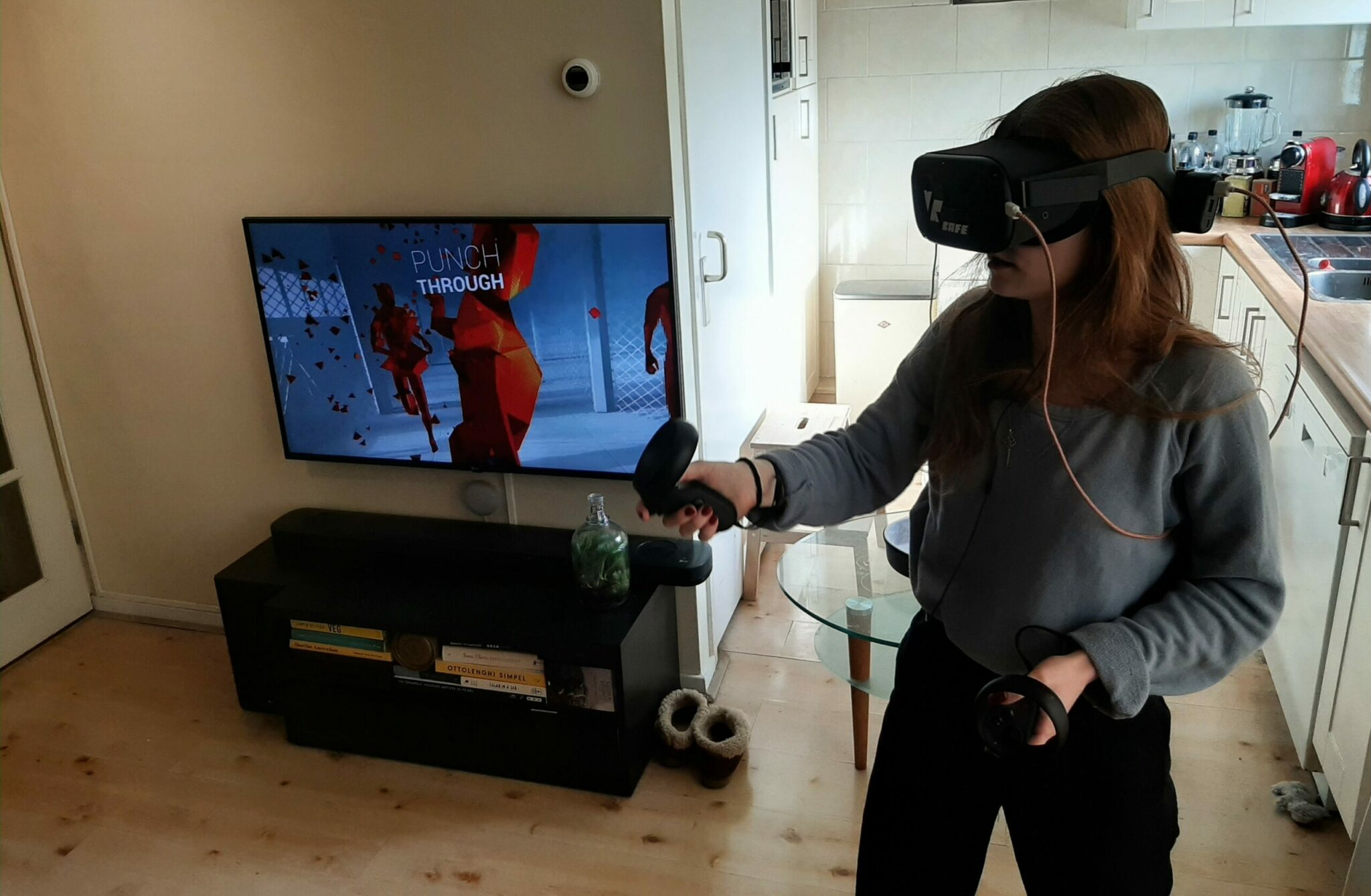VR@HOME Experience