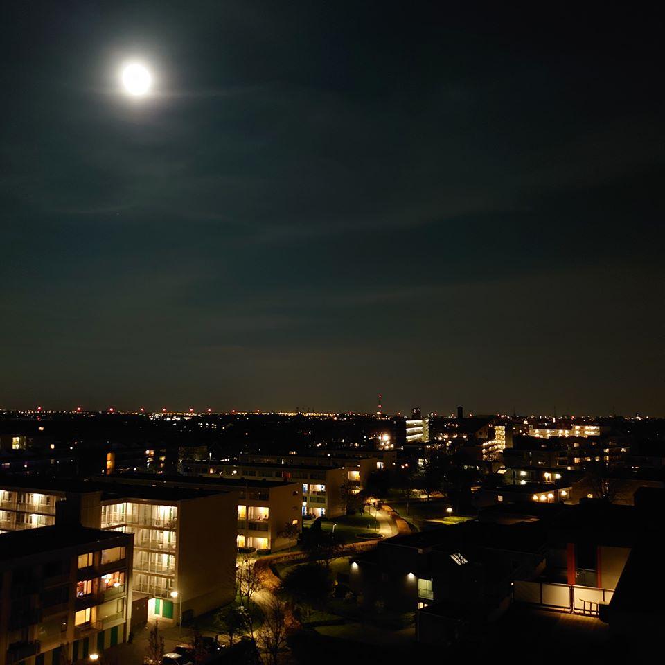 Uitzicht Haarlem Anneke