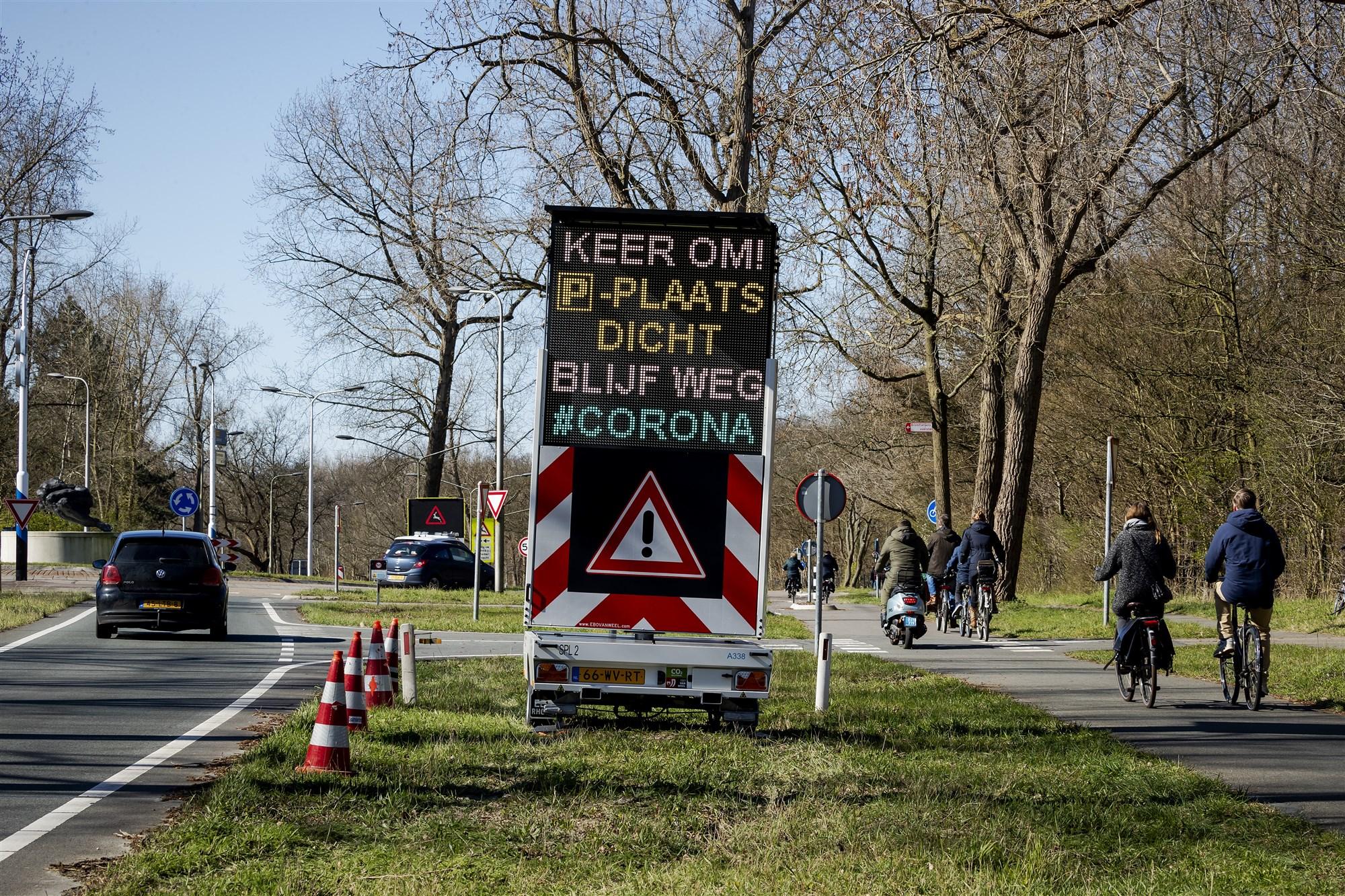 Pasen 2020 Deze Maatregelen Neemt Veiligheidsregio Kennemerland In Haarlem En Omgeving Indebuurt Haarlem