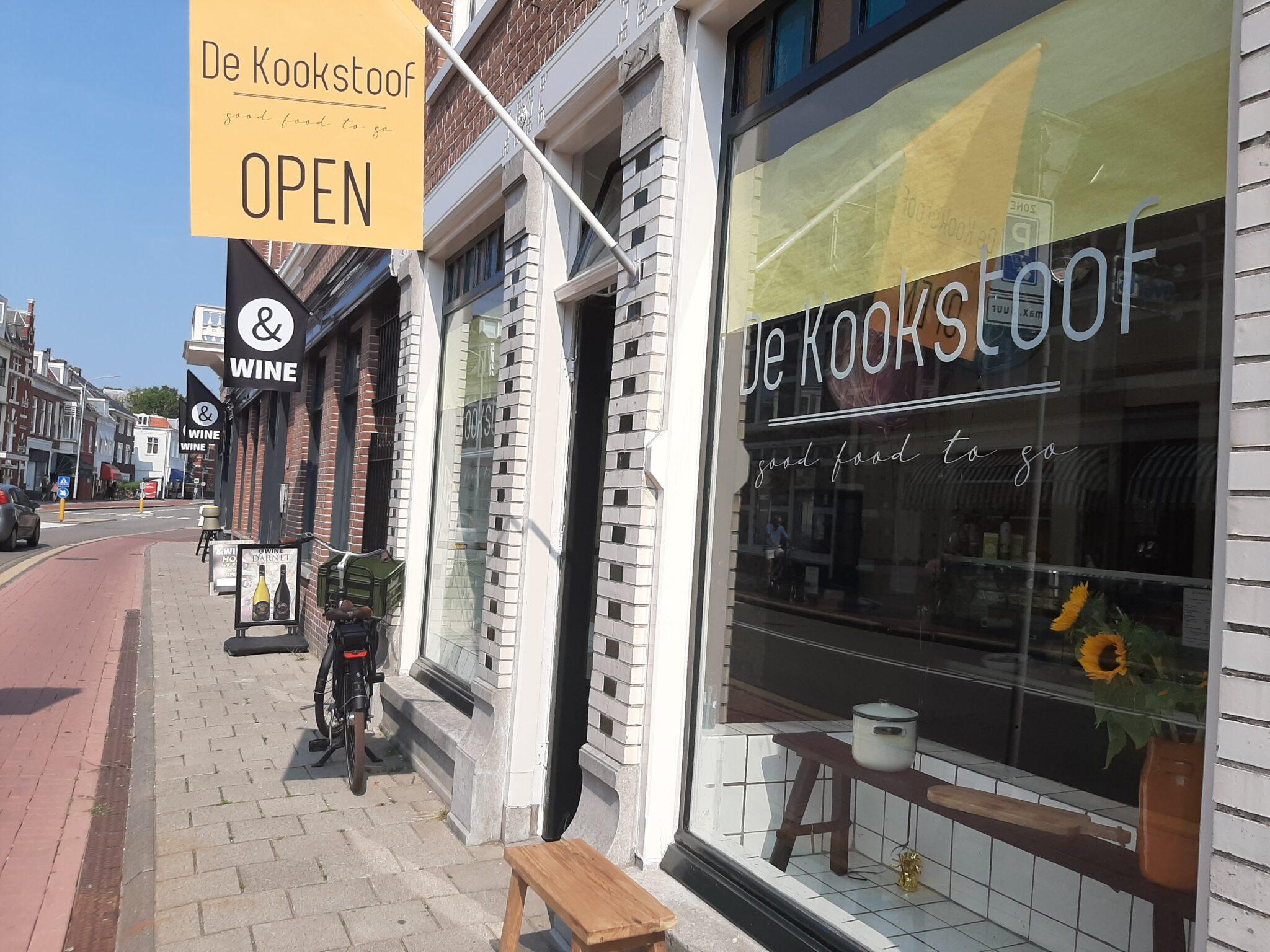 De Kookstoof Haarlem