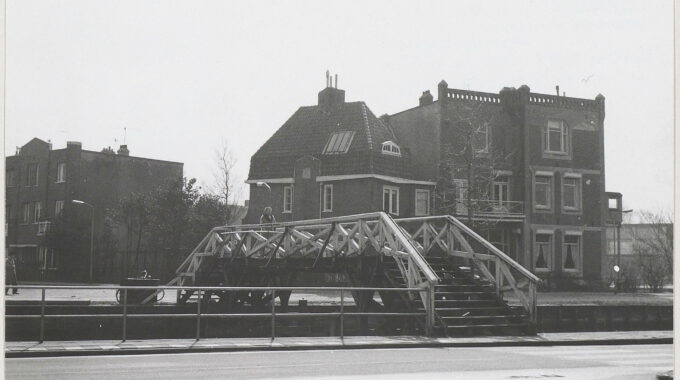 Edisonbrug Leidsevaart