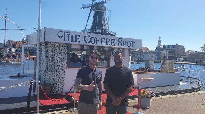 The Coffee Spot   foto: indebuurt Haarlem
