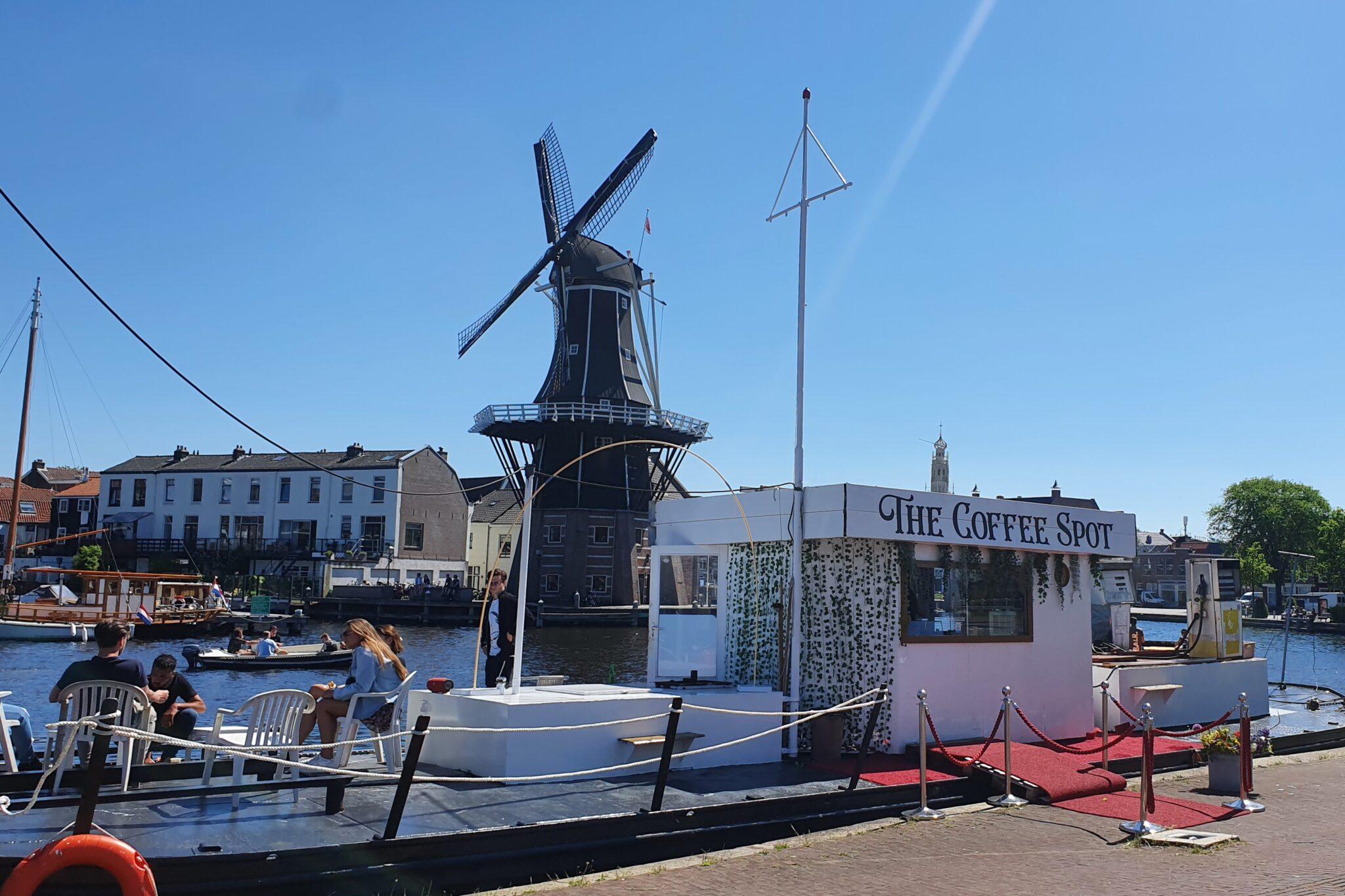 The Coffee Spot | foto: indebuurt Haarlem