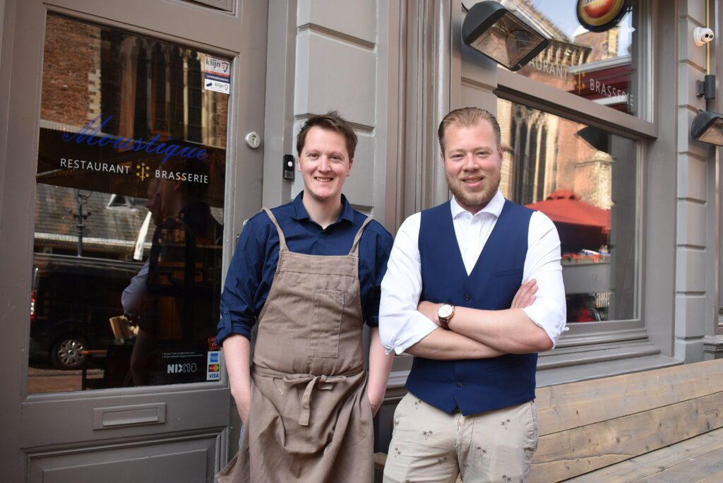 Restaurant Moustique | foto: indebuurt Haarlem
