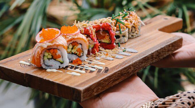 Foto: Miyagi and Jones sushi Haarlem