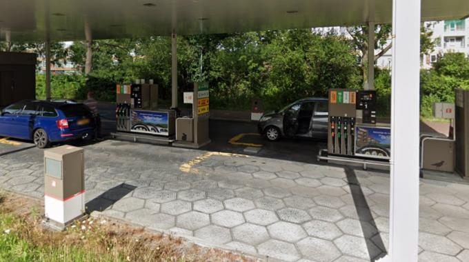 Tankstation in Haarlem | screenshot via Google Maps