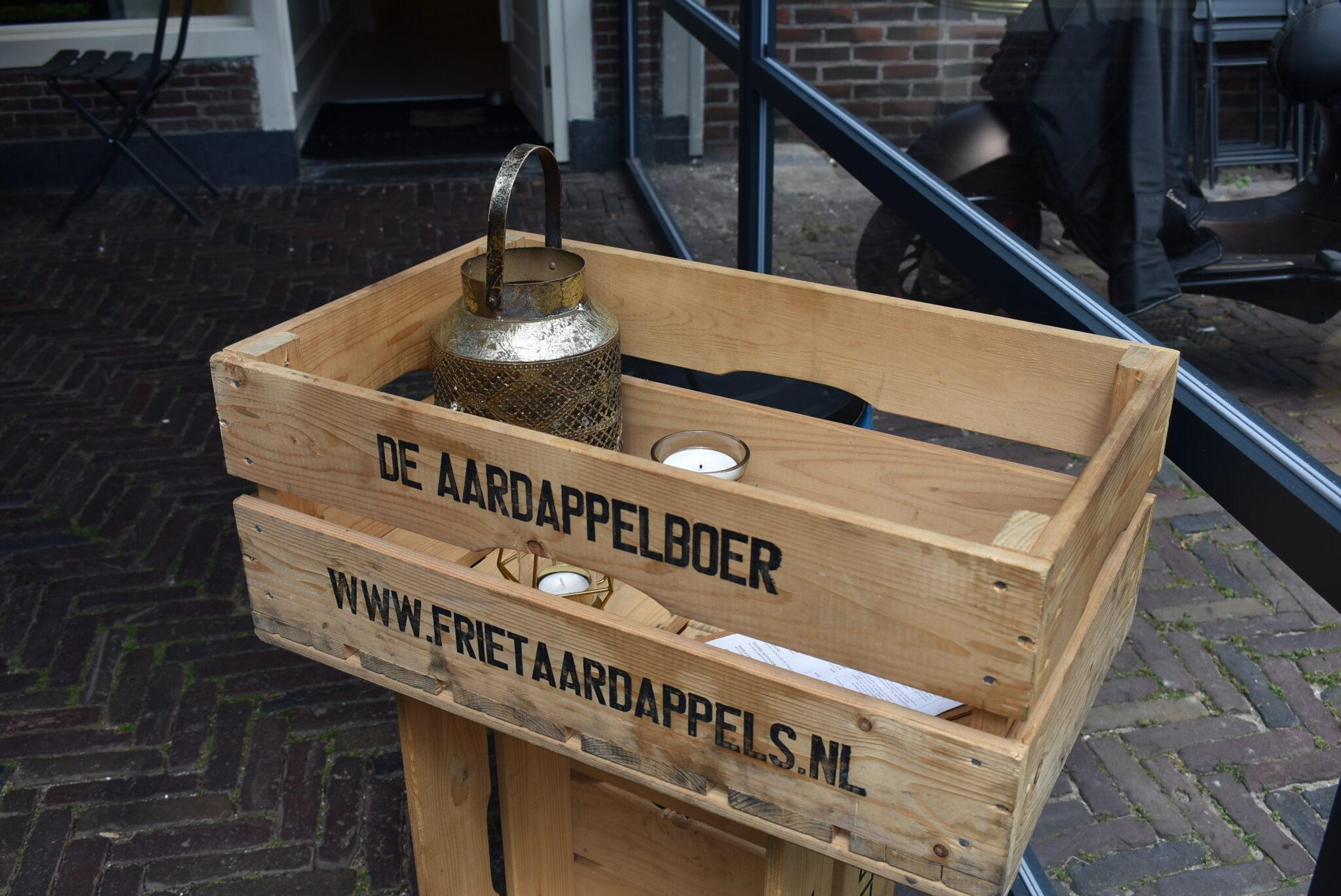Chique des Frites Haarlem