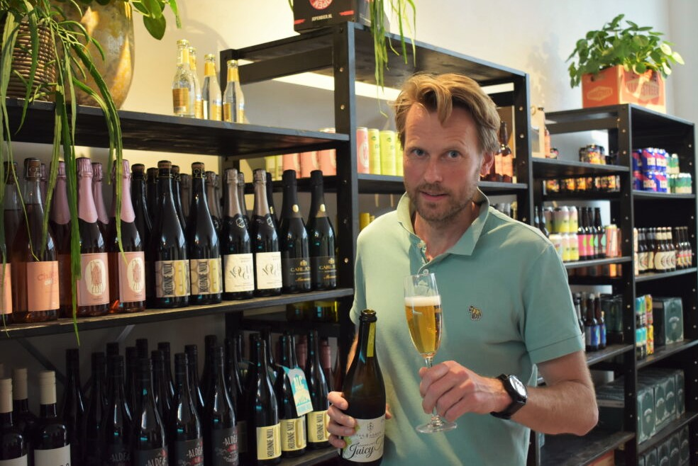 Nixennix NIX & NIX alcoholvrije slijterij Haarlem