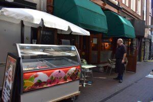Café De Overkant | foto: indebuurt Haarlem