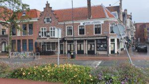 Overdekt terras overdekte terrassen Haarlem Café de Zwaan