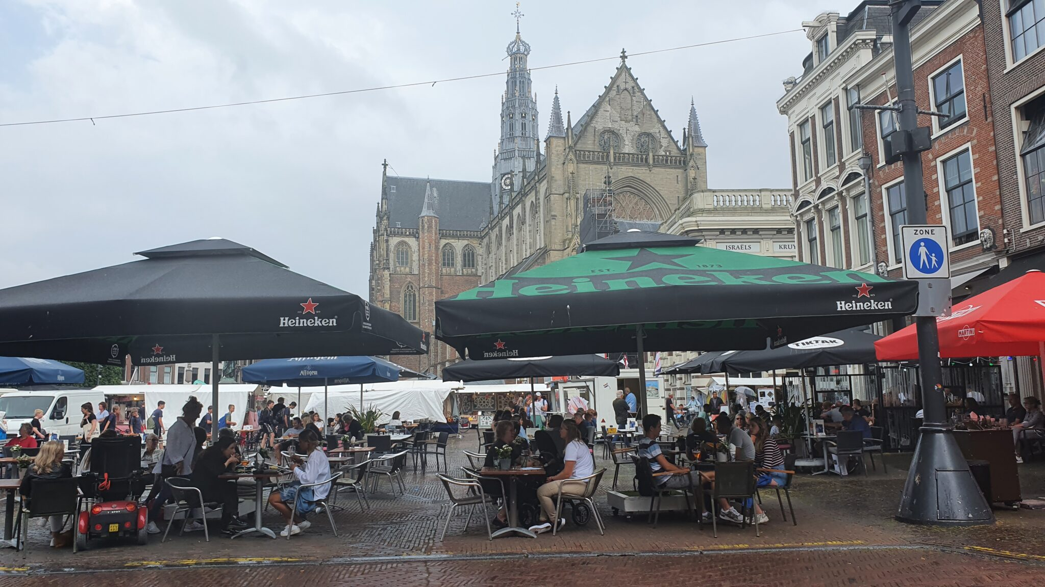 Overdekt terras overdekte terrassen Haarlem The Square