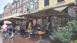 Overdekt terras overdekte terrassen Haarlem Moustique