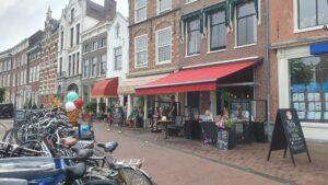 Overdekt terras overdekte terrassen Haarlem Boca
