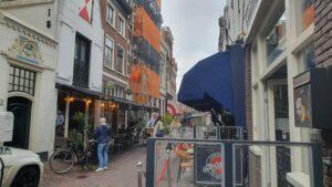 Overdekt terras overdekte terrassen Haarlem Coster 52 en Maita