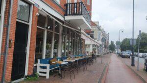 Overdekt terras overdekte terrassen Haarlem Blend