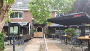 Overdekt terras overdekte terrassen Haarlem Parck