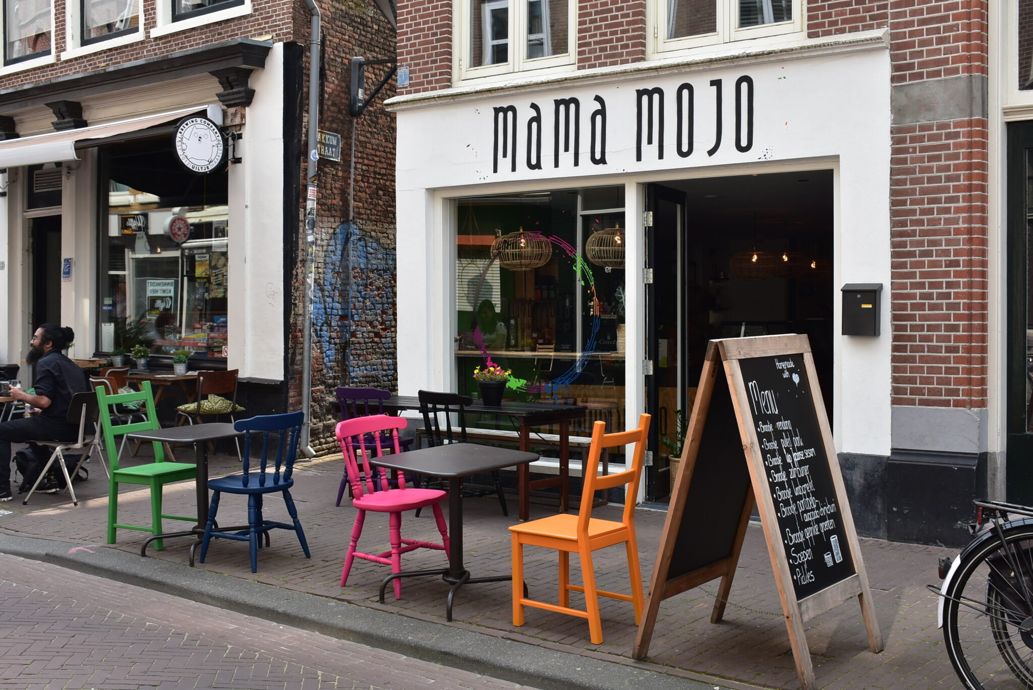 Mama Mojo | foto: indebuurt Haarlem