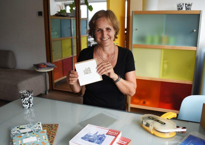 Tamira van De Kaartenmakers | foto: indebuurt Haarlem