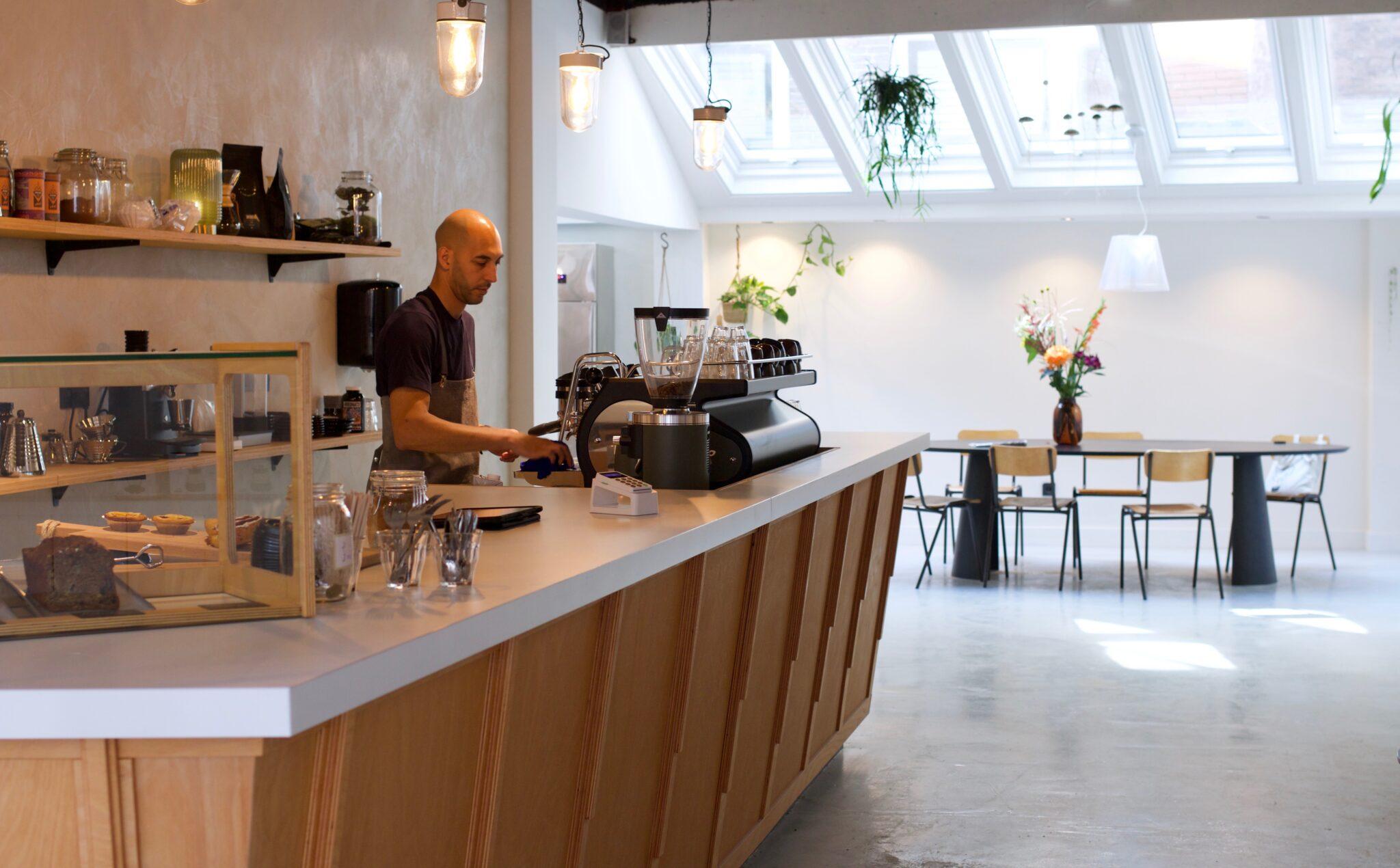 La Maru, koffie, koffiezaak, bakkerij, Haarlem