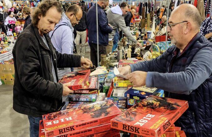 Foto: Van Aerle Snuffelmarkt