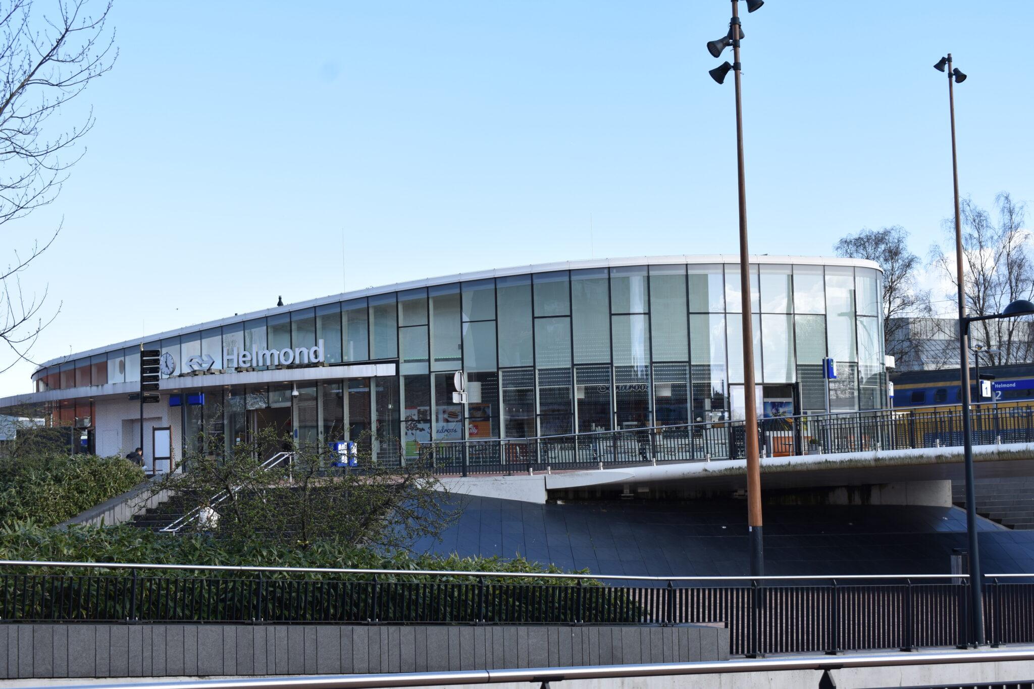 Station Helmond centraal