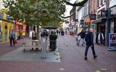 Winkelen koopzondag Veestraat Helmond