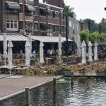 Haven Helmond terras