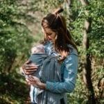 Alleenstaande moeders met baby Helmond