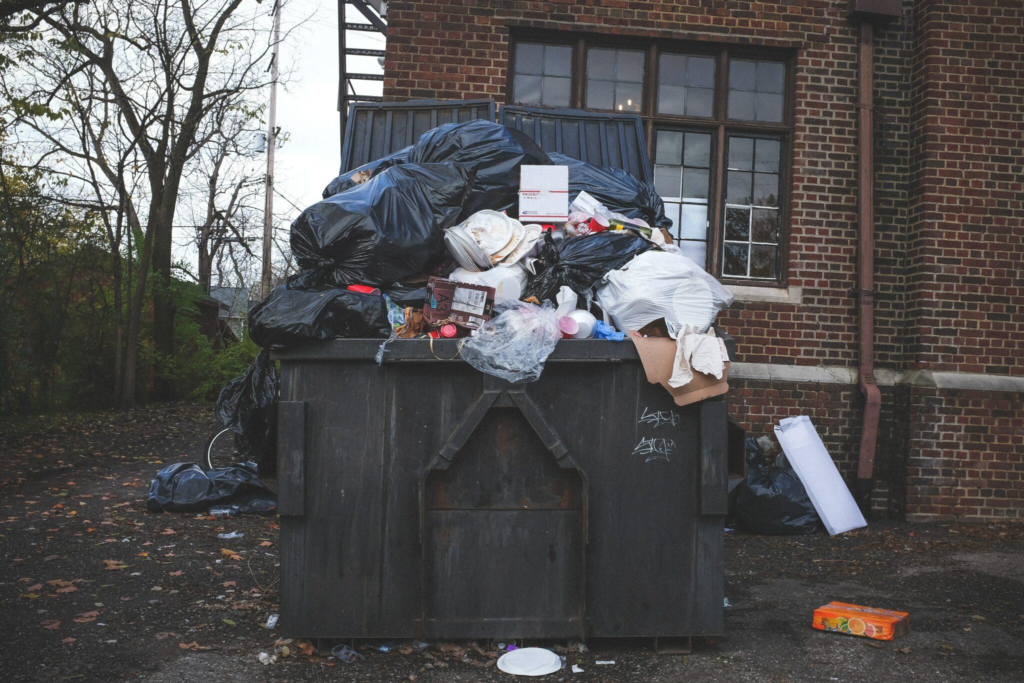 Vuilnis afval feestdagen Helmond