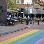 Regenboogpad Helmond Veestraatbrug