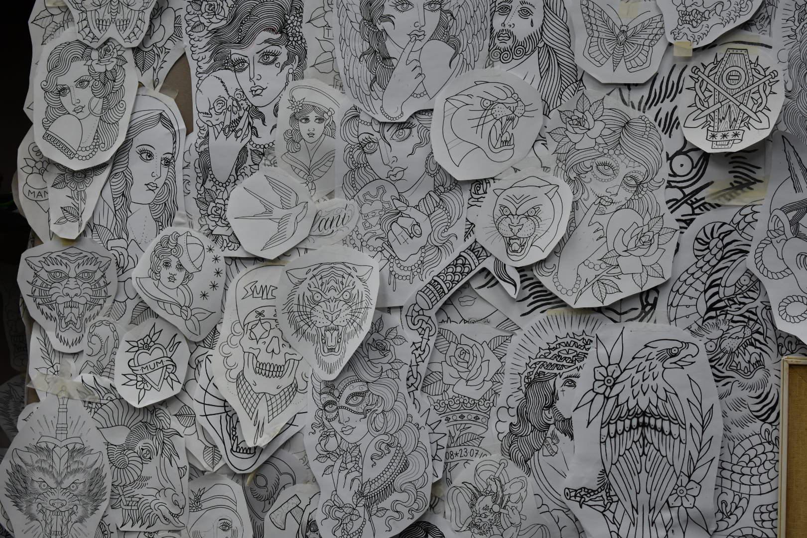 Jan Traa Classic Tattoo 011