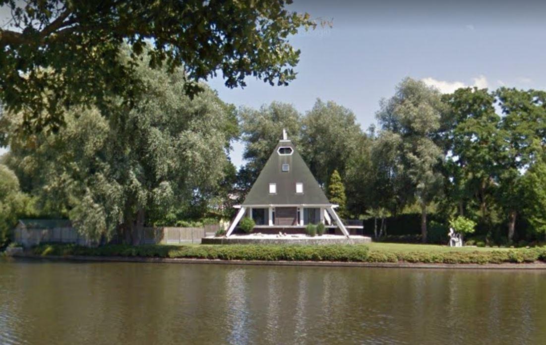 Pyramide huis