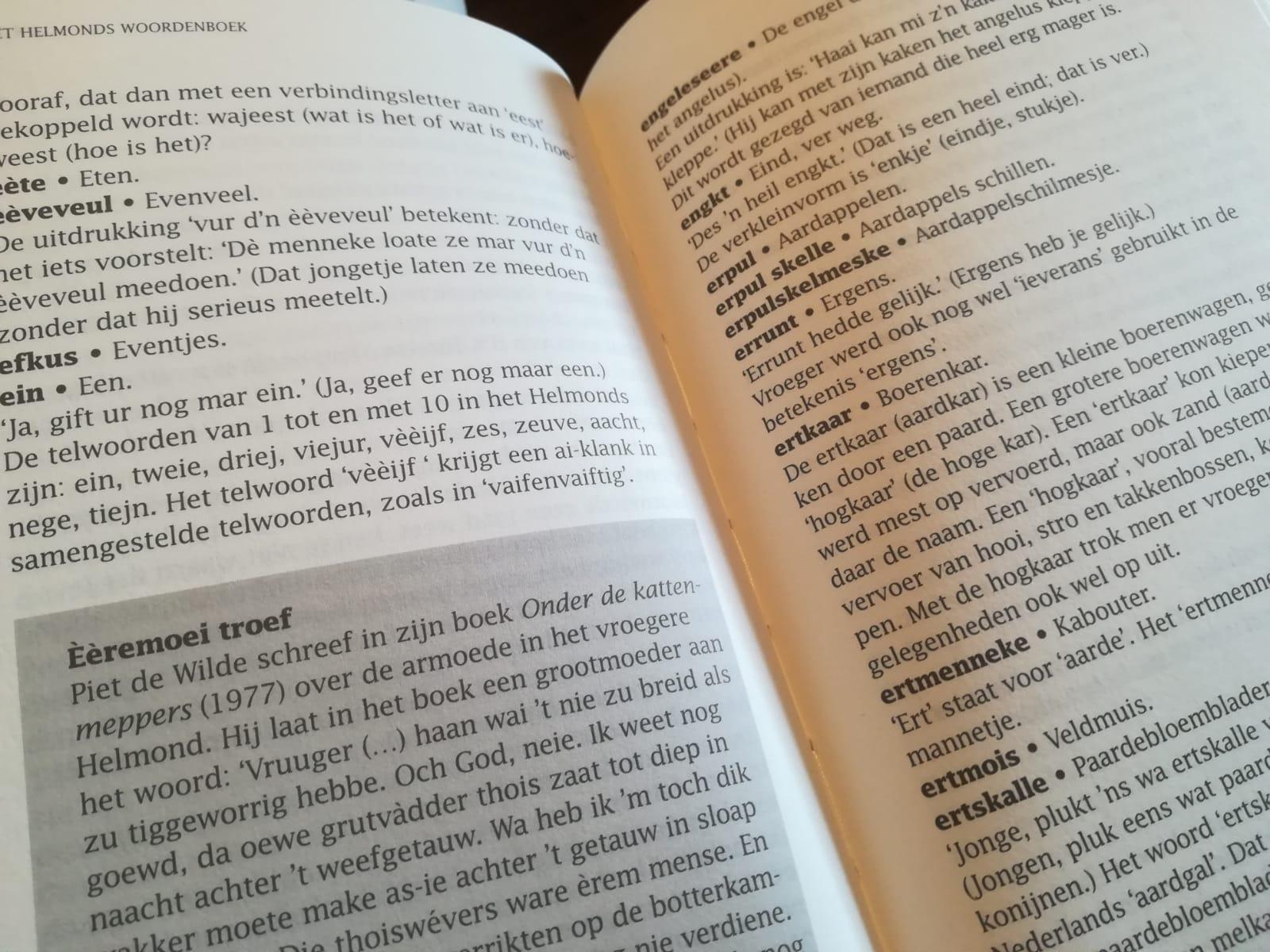 Het Helmonds Woordenboek