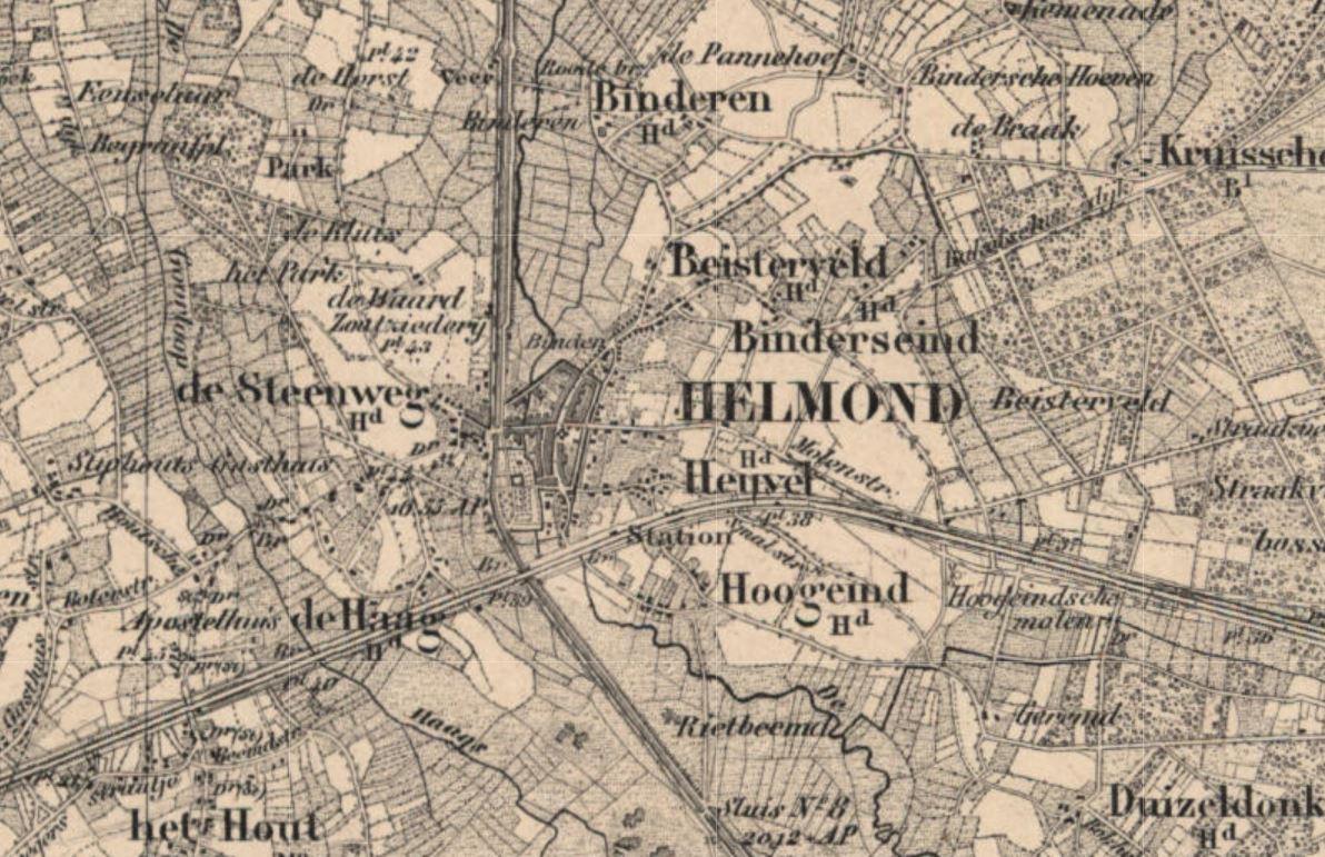 Tijdreis-app Helmond