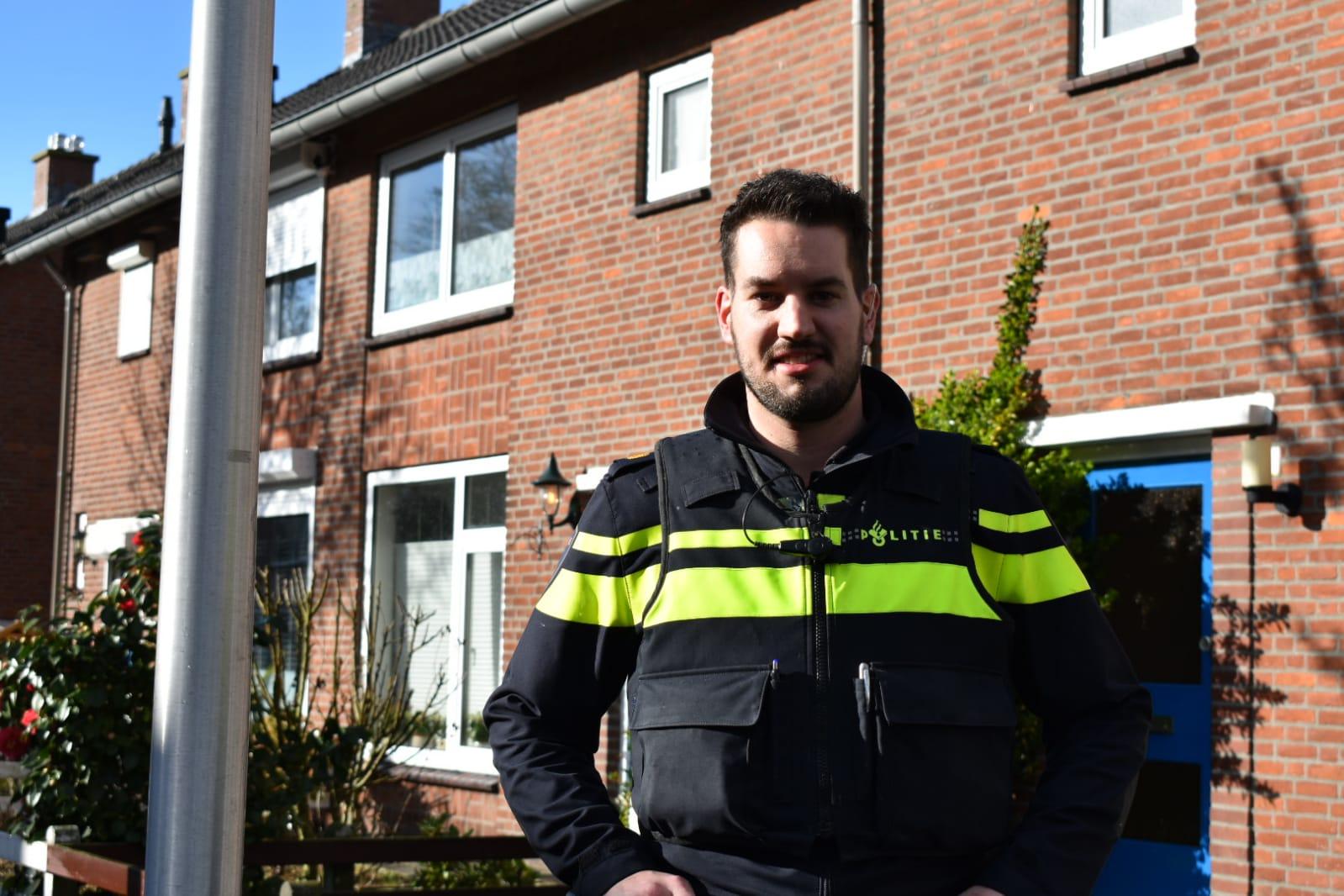 Wijkagent Frans Wagemakers 002
