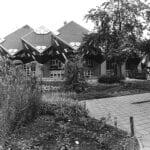 Speelhuis kubuswoningen 1981