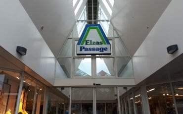 Elzas Passage winkelcentrum Helmond
