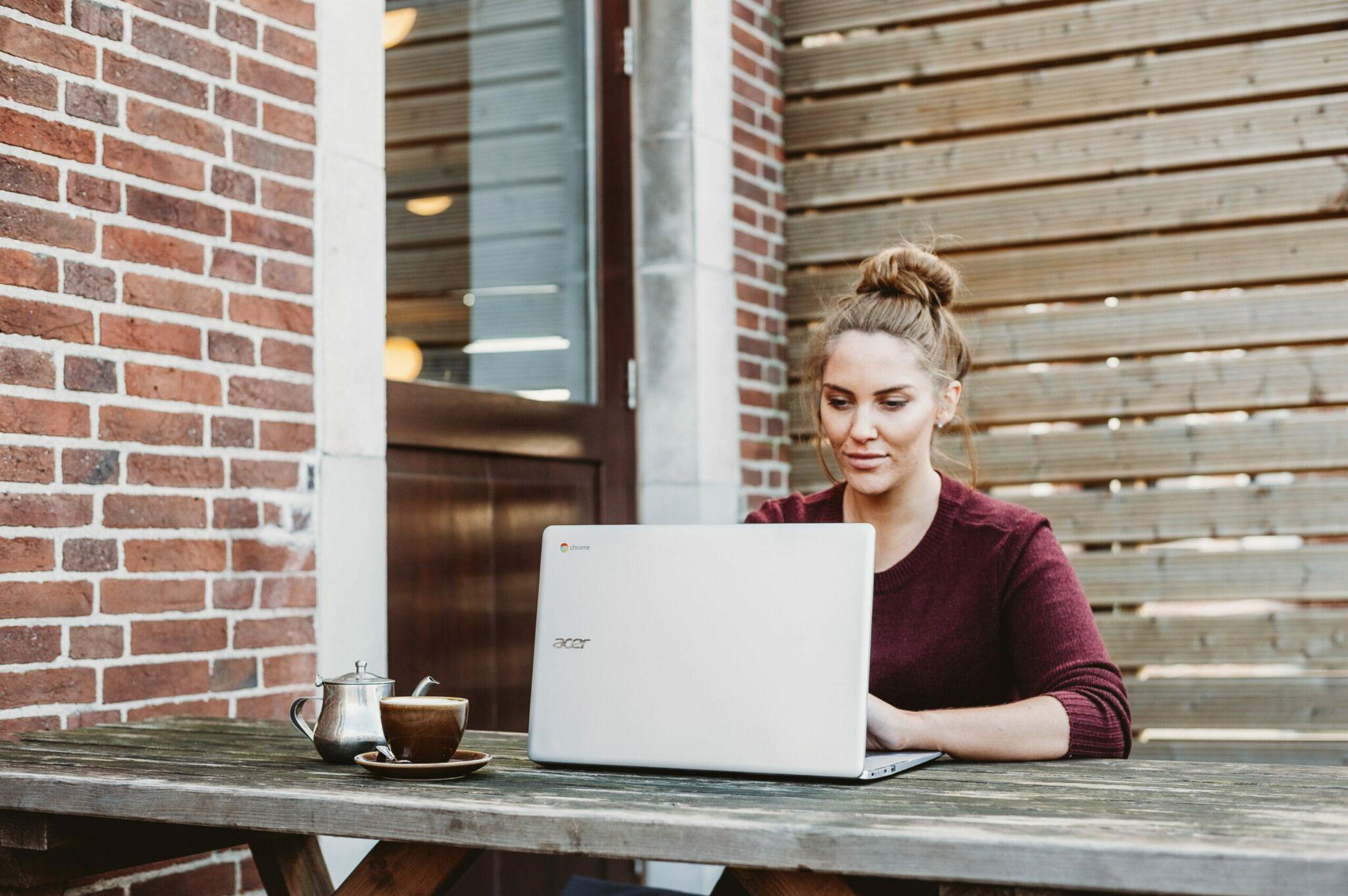 Laptop werken vacatures