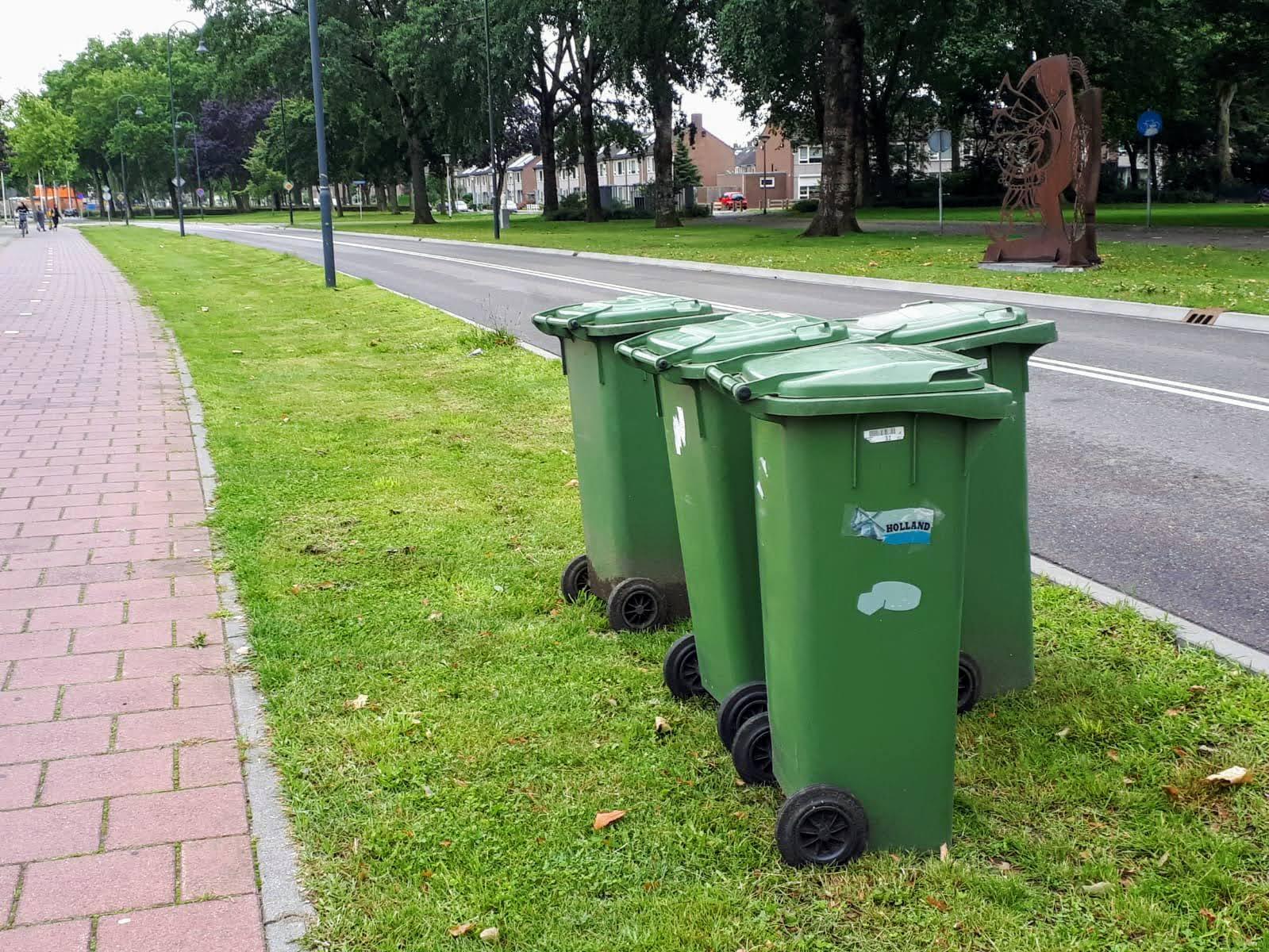 Kliko container afval Helmond (1)
