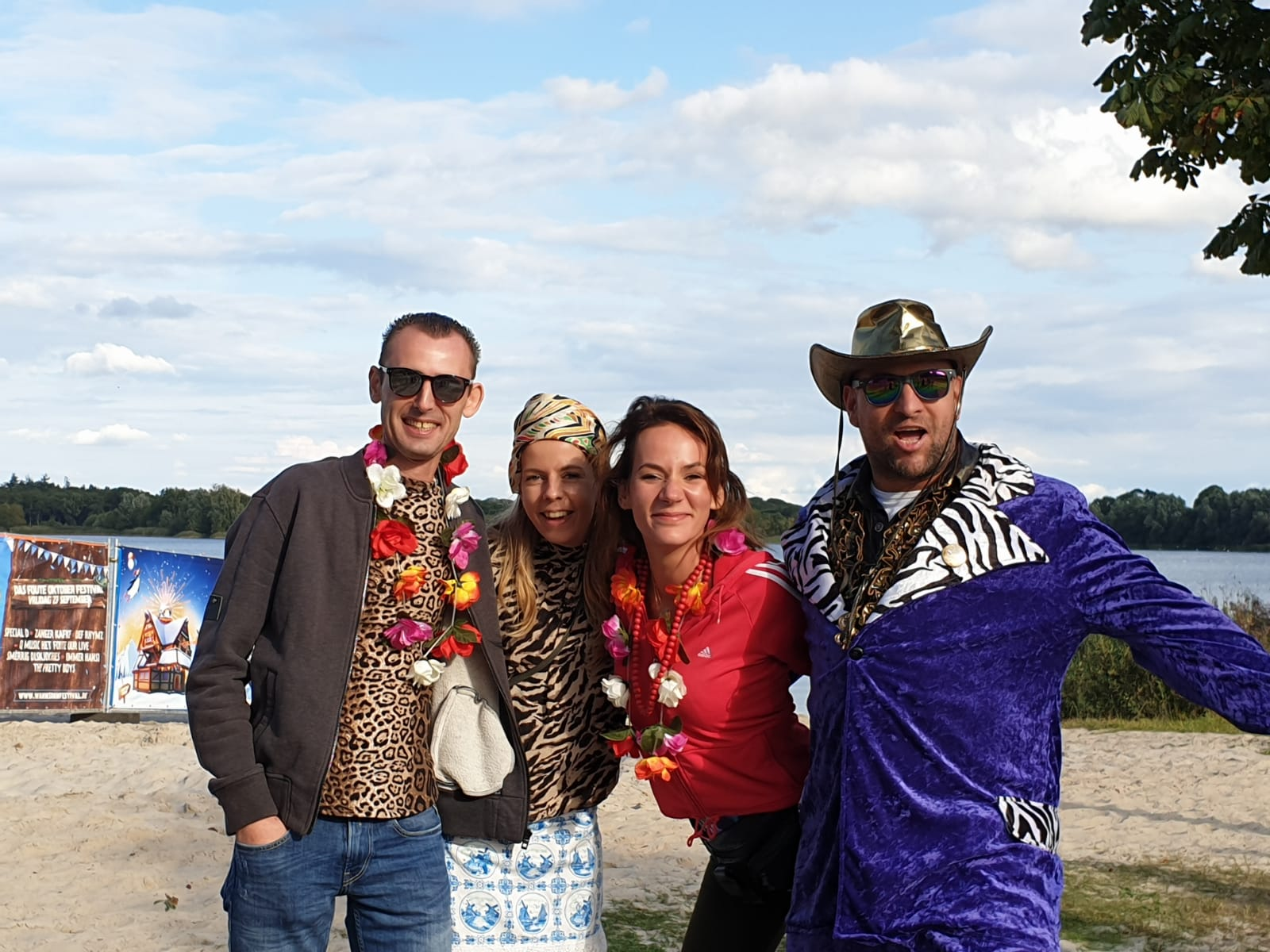 Foutdoor festival
