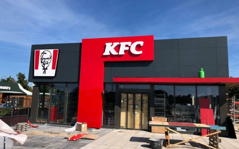 Nieuwe KFC