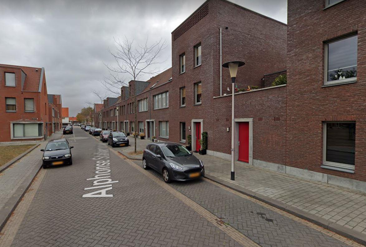 Alphonse Stallaertstraat