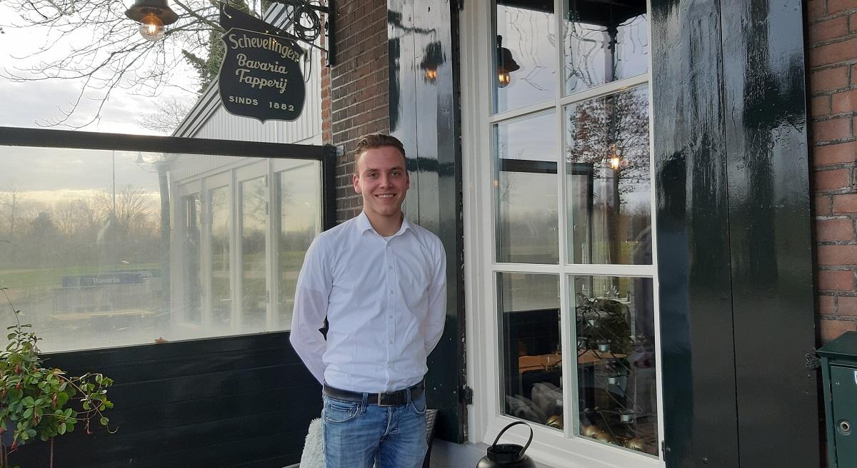 Tapperij Restaurant Schevelingen