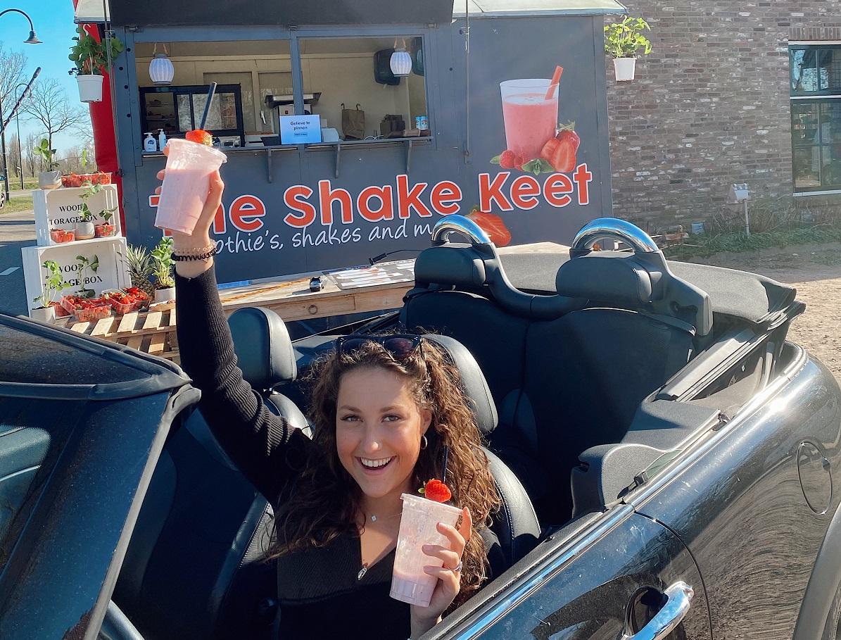 The Shake Keet