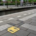 Coronamaatregelen station Helmond 011
