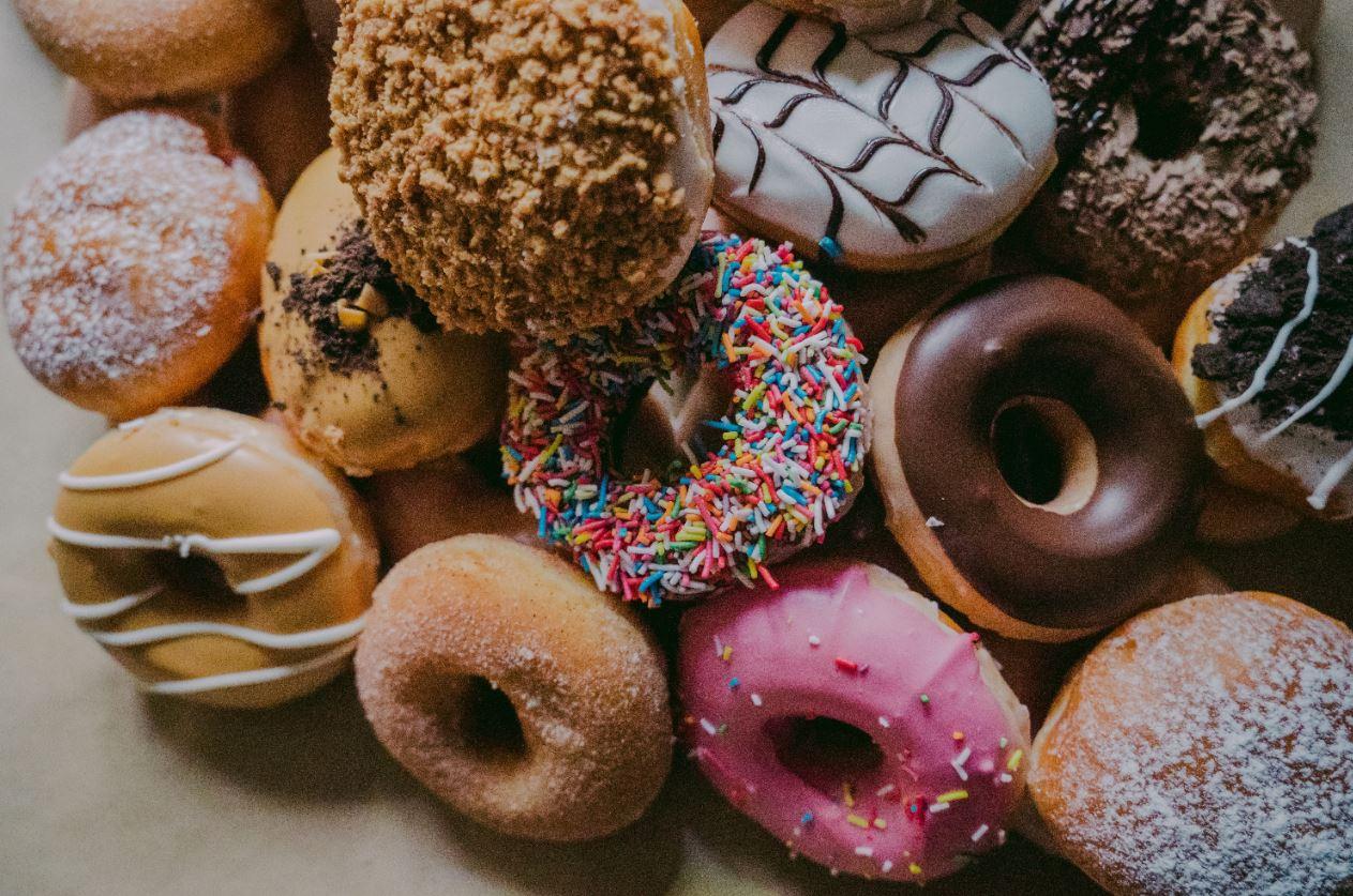 Donuts Unsplash
