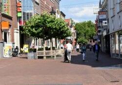 Helmond centrum winkelen Veestraat 002