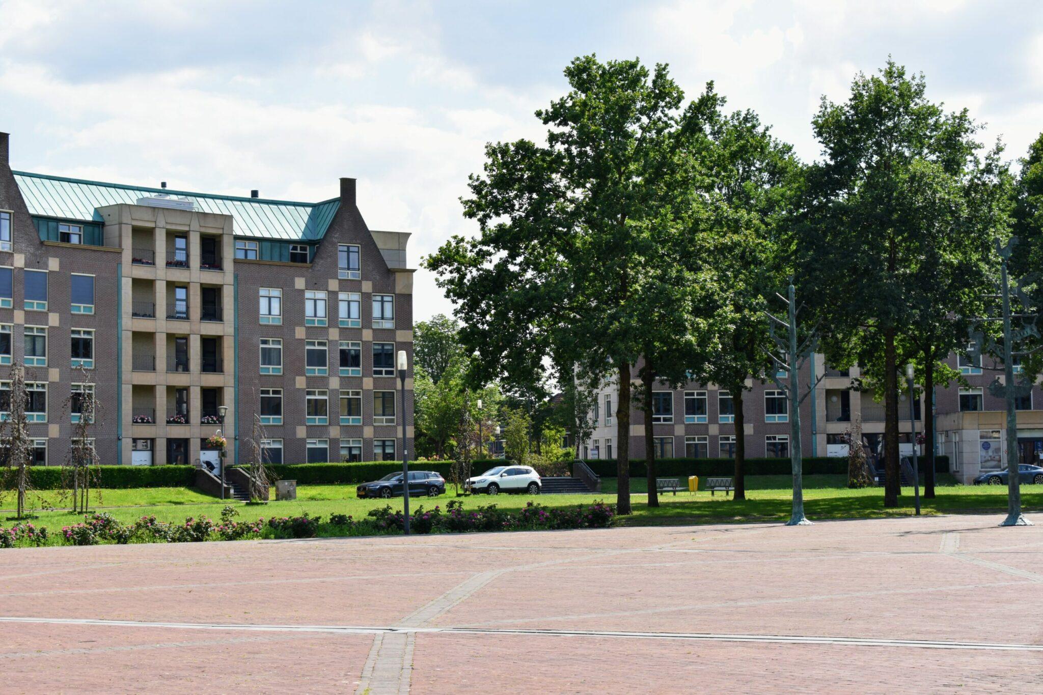 Helmond stad centrum